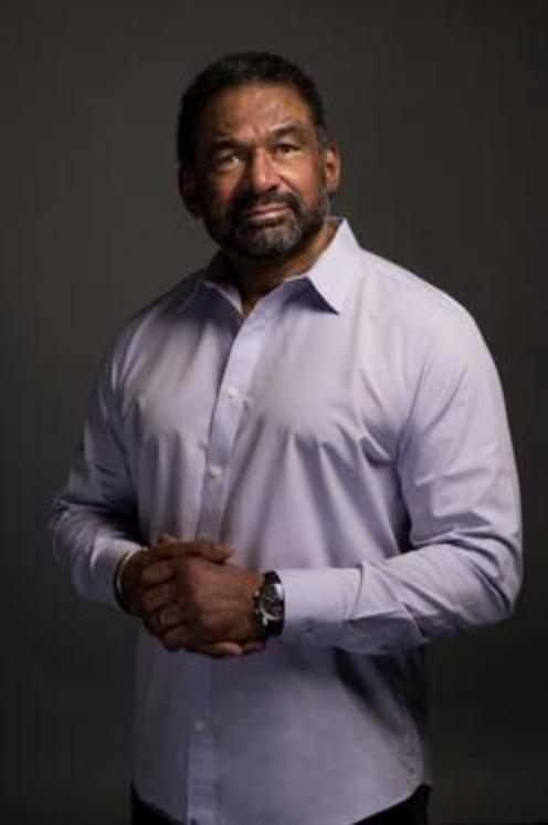 Julian Agyeman Portrait