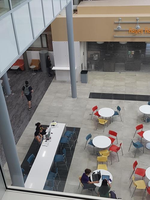 Hagey Hub study space