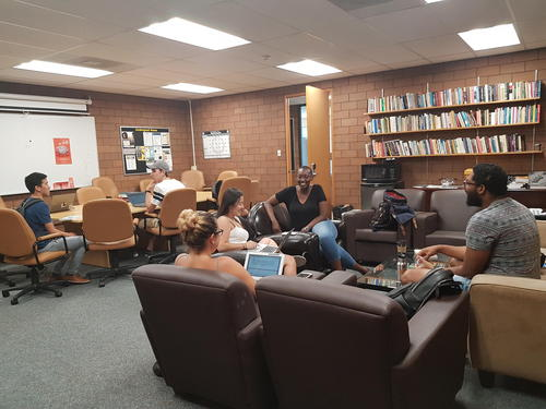 Political Science Student Lounge