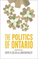 The Politics of Ontario book cover.
