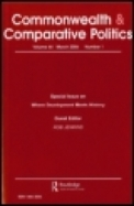 Commnwealth and comparative politics journal