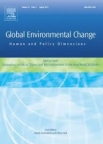 Global Environmental Change journal cover