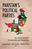 book cover for Pakistan's Political Parties