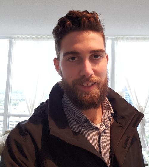 graduate student Richard Beattie