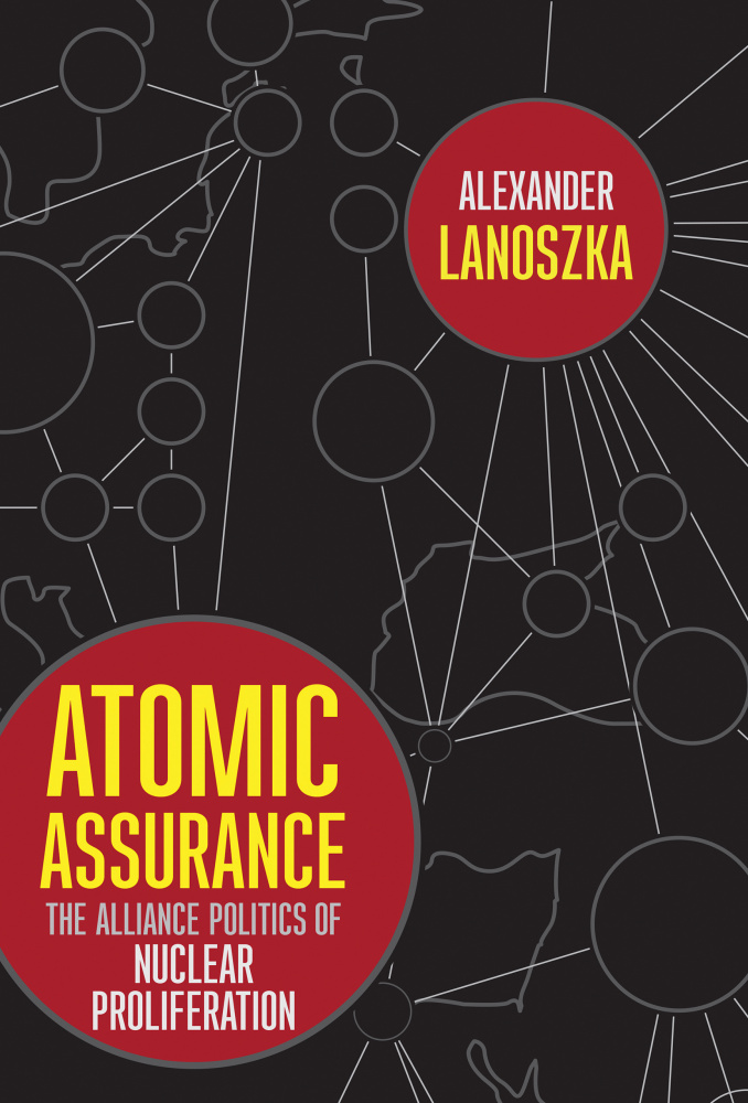 Atomic assurance book cover