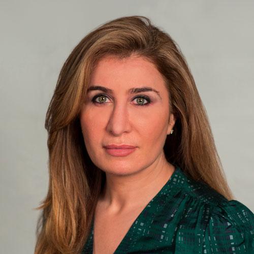 Bessma Momani profile picture.