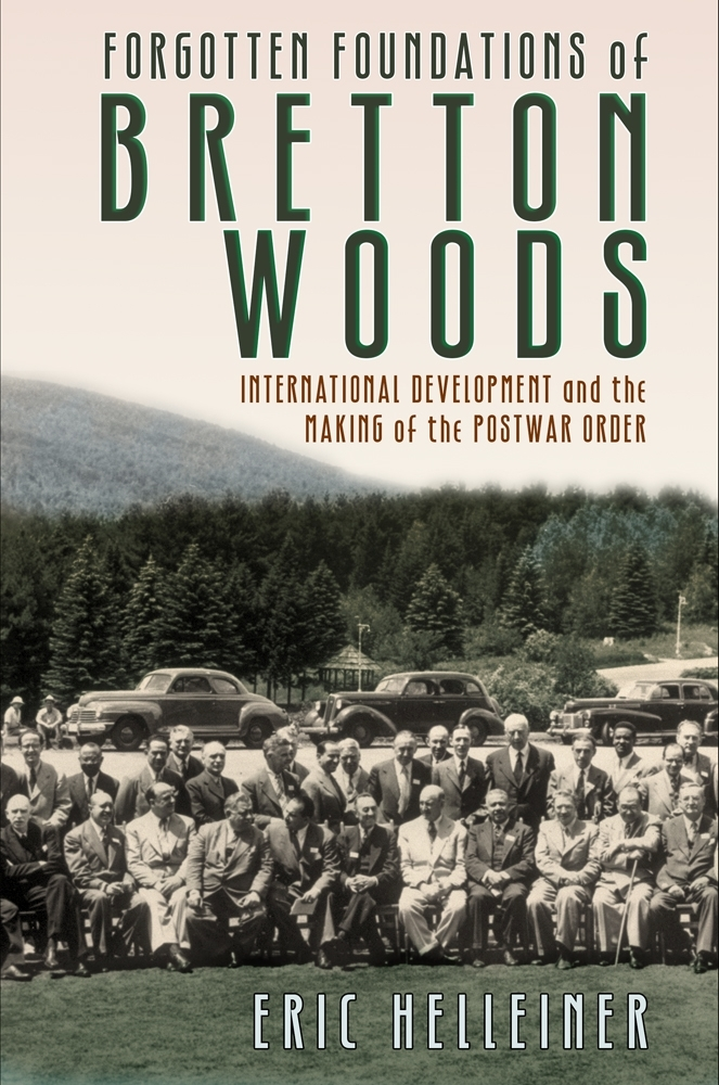 book cover for Forgotten Bretton Woods