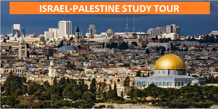 Israel Palestine Study Tour - photo of city in Israel