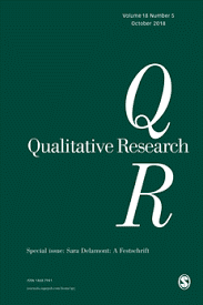 Qualitative Research journal cover
