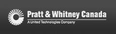 Pratt& Whitney Canada Logo