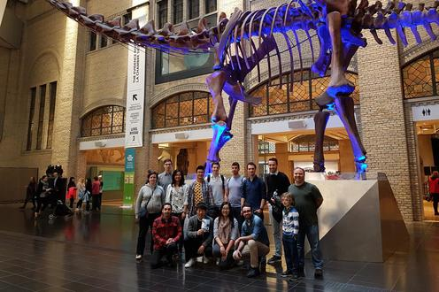Visit to the Royal Ontario Museum