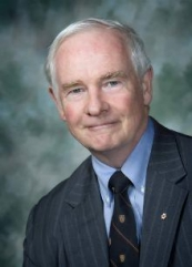 President David Johnston