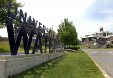 UWaterloo sign