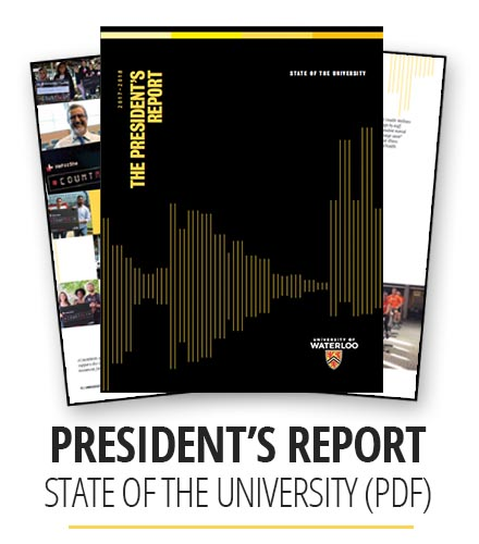 Download the President's Report PDF