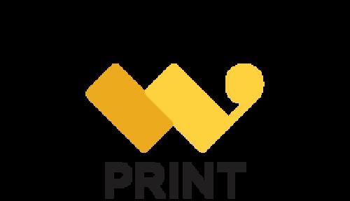 W Print Logo