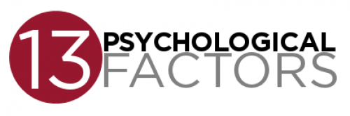 13 Psycological Factors