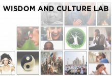 Wisdom and Culture Lab homepage.