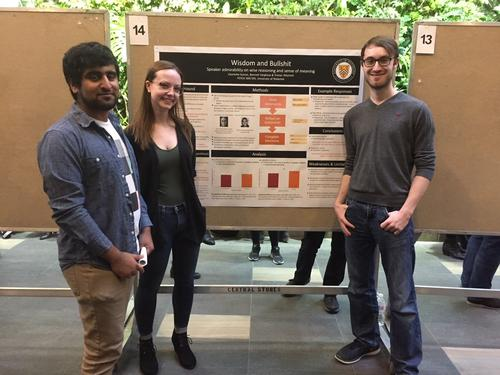 Undergraduate Research Poster Presenters