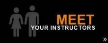 Meet your instructors.