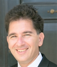 Head shot of Dr. Ori Friedman