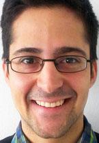 Head shot of Dr. Koch