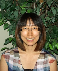 Head shot of Yourie Kim