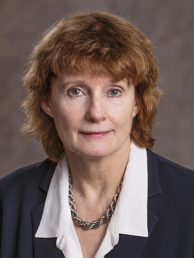 head shot of Dr. Lynn Alden