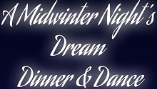 A Midwinter Night's Dream Dinner and Dance
