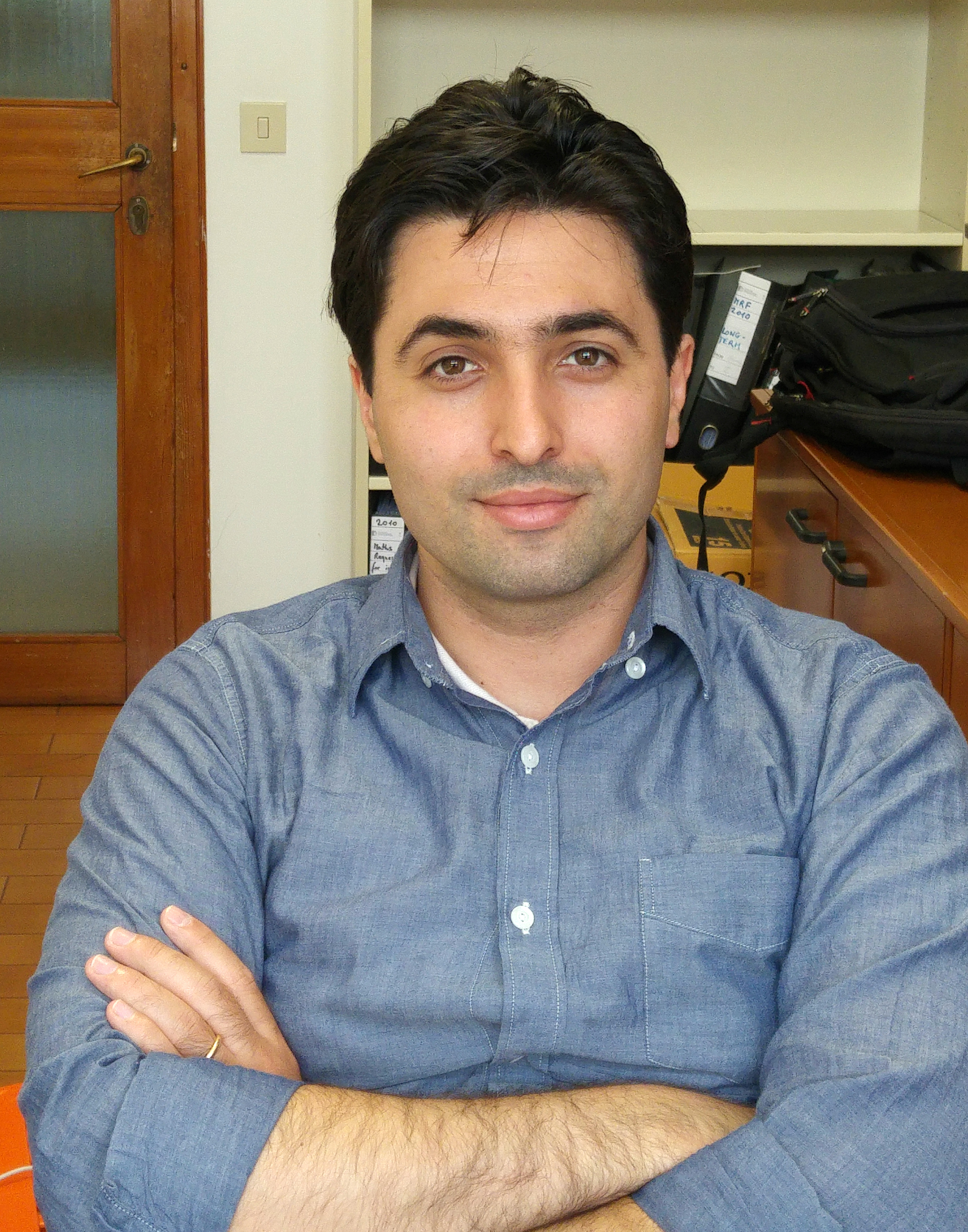 Luca Di Cerbo, International Centre for Theoretical Physics (ICTP) (Mathematics Section), Trieste, Italy