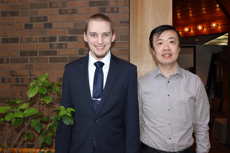 Sam Harris and Bill Zhang