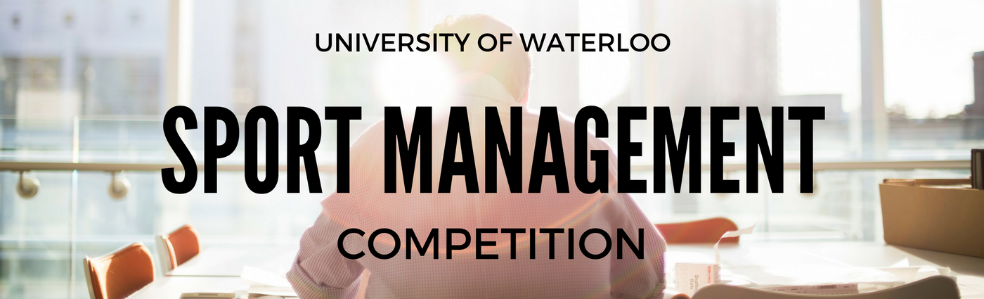 Sport Management Competition