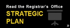 Link to the Registrar's Office Strategic Plan