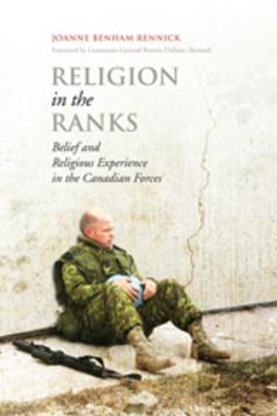 Cover of Joanne Benham Rennik's book Religion in the Ranks