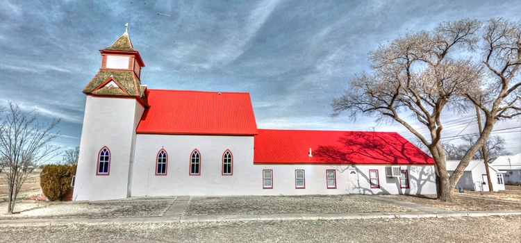 United Methodist Church in Channing