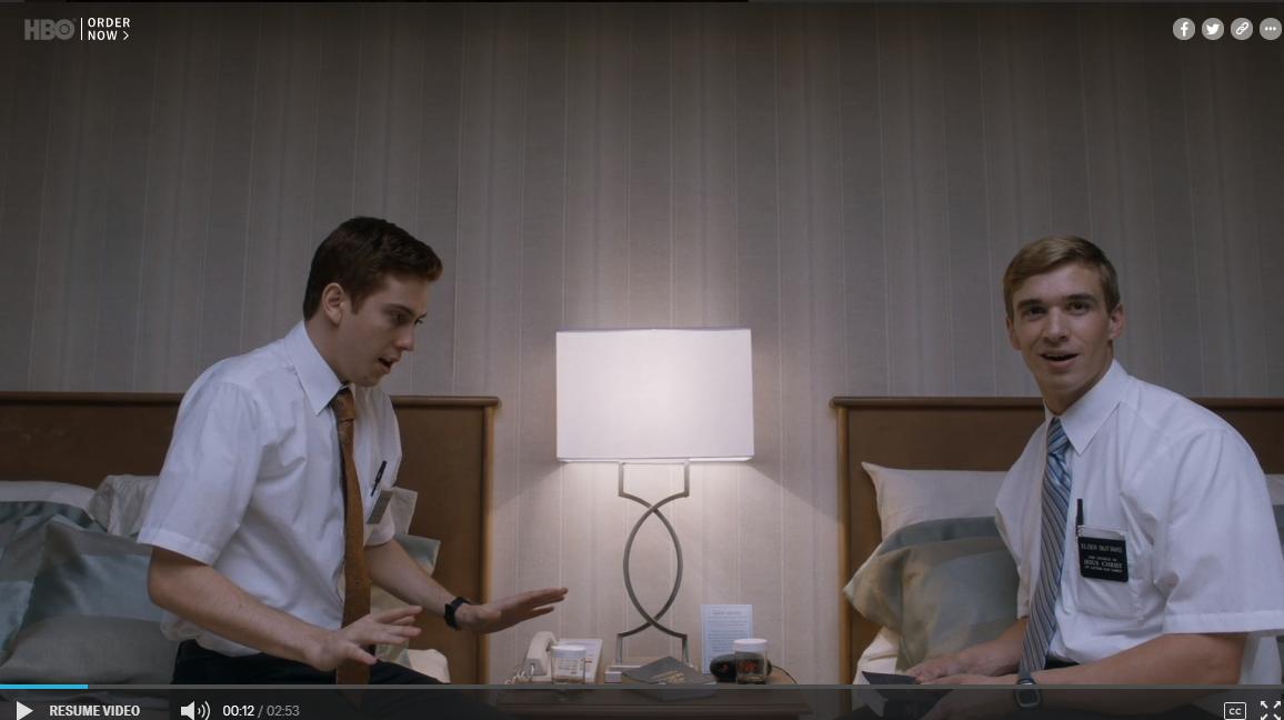 Screenshot of Room 104 Missionary Episode
