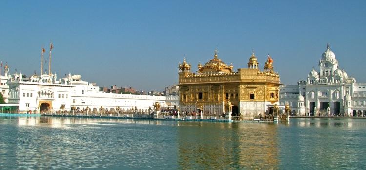 Sikh religious center.
