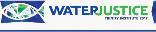 Logo for Water Justice Conference