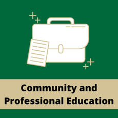 Community and Professional Education
