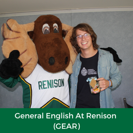 General English at Renison (GEAR)