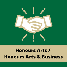 Honours Arts/Honours Arts and Business