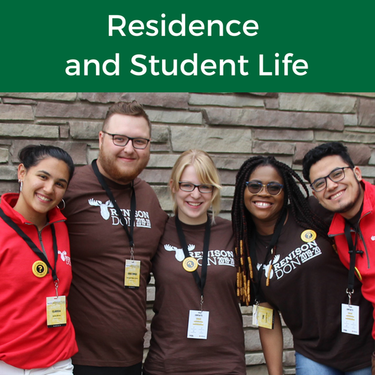 Residence and Student Life