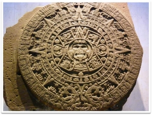 Image of the Mayan calender