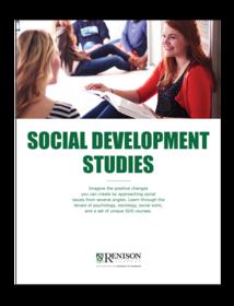 program brochures renison university college renison university