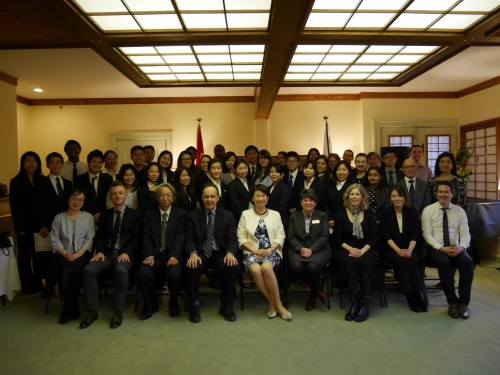 Group Photo - JACAC Forum in Japan