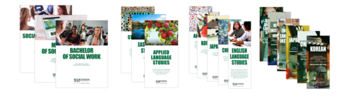 Renison Program Brochure Covers