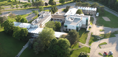 ariel view of Renison in 2012