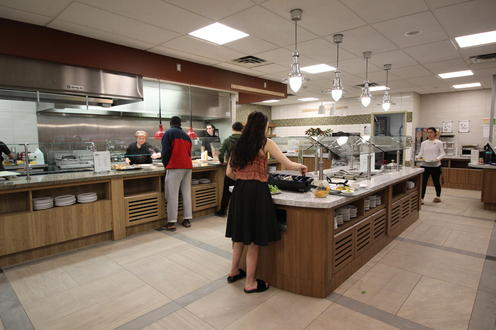 Renison Food Services provides a variety of delicious meals for all tastes and dietary needs