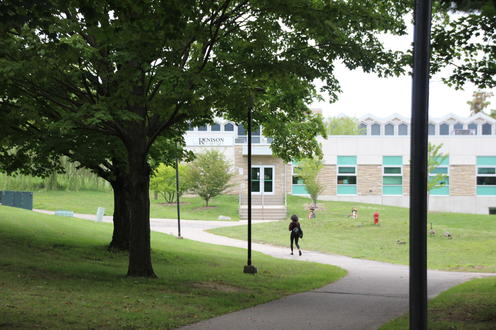 Renison is located just steps away from the heart of Waterloo campus