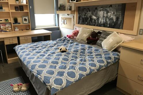Traditional single-occupancy double room (Floor: Loft)