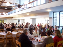 College Dinner in Great Hall